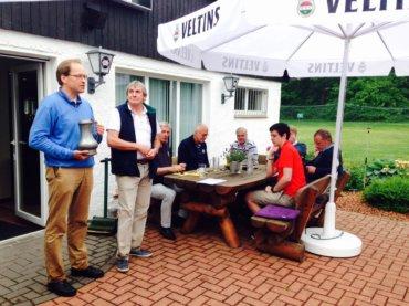 Wettspielankündigung Clubwettspiel in/gegen Bergen Hohne
