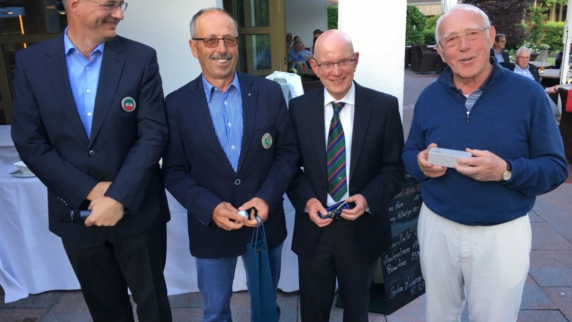 4-Club-Pokal im GC Hamburg Wendlohe