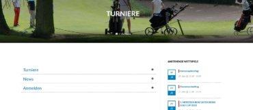 Albatros Turniermodul jetzt auf der Webseite