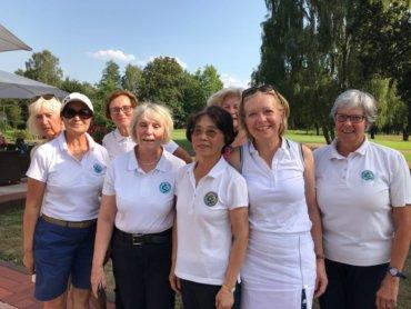 5. Ligaspiel der Damen AK 65 auf der Wendlohe