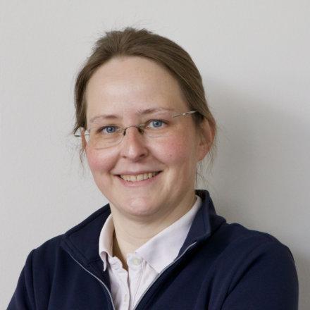 Dr. Marion Frotscher (komm.)