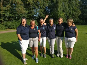 Damen AK50 Aufstieg in die 1. Liga