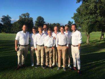 DMM AK16  im Golfclub Hechingen-Hohenzollern