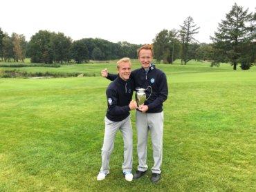 Stoffersen+Stoffersen gewinnen GCHA Vierer-Clubmeisterschaft