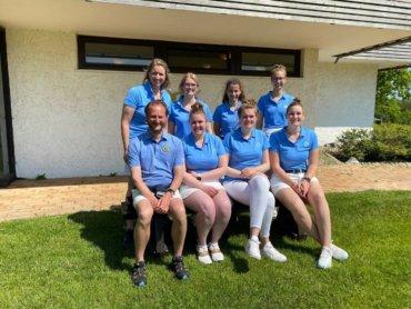 DGL Damen: 3. Platz fürs Ladies Team am 2. Spieltag